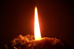 Candle flame by lil-richo