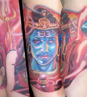 lordshiva by tattooneos
