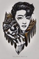 d.o as the clown by telekainetic