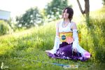 Yuna - Thinking of Tidus by SoraPilzi