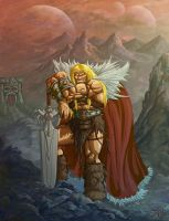 King Grayskull By DDuke by dduke