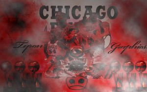 6 time world champs chica go bulls by mademyown