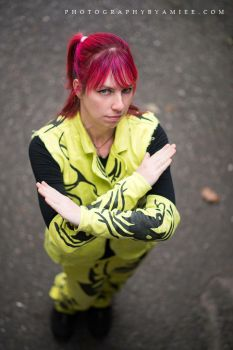 X Japan's Hide Cosplay by MJDIllusion