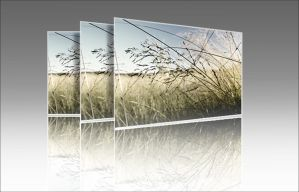 Tutorial 3D Photo Frame Shot by mazmoore
