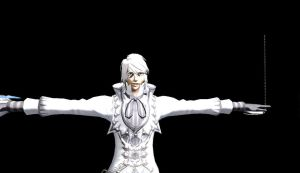 Aeon MMD+redux+Fixed Textures by 25animeguys