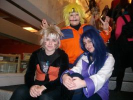 Naruto-kun is everywhere! by xenya-cullen