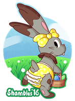 PokePadded - Bunnelby by the--shambles