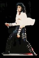 R.I.P   Michael Jackson by micaaela