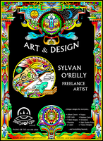 Freelance Poster Design by Astral-Haze