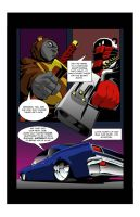 Page 3 of Content with KAOS issue 1 by Styleuniversal