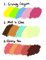 [CLOSED] Palette Adopts by OkayIlie