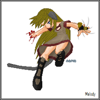 Melody - The Breakout by Aerie-Disturbed