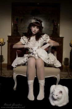 The Porcelain Doll by RGFoto
