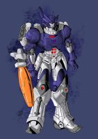 GALVATRON ver Neurowing by neurowing