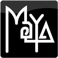 Maya Dock Icon by lapinlunaire