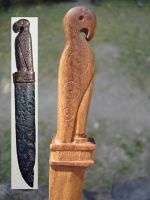 Viking letter opener! by Edwulff