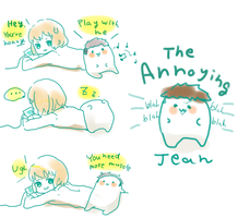 The Annoying Jean by Chikao-j