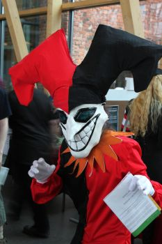 Shaco cosplay by TANTTA69