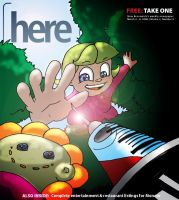 Here Cover 05-18-06 by Tentu