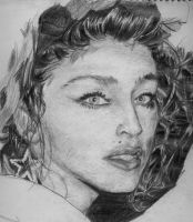 Madonna Old School by Thakfu