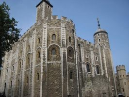 Tower of London by Hockey-Nini