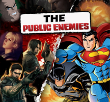 The Public Enemies by TheARKSGuardian