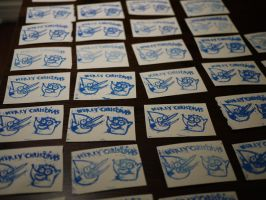 Regular Show Gift Tags by JGQuintel