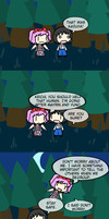 TotH: Not everyone is out of the woods yet. by MissIceBlue
