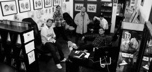 Family INK  the studio by zack-chiswell