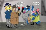 Inspector Legge by Granitoons