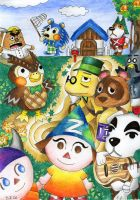 Animal Crossing Wild World by Zwerg-im-Bikini