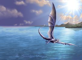 DRAGON: Freedom Scape by TheGuardianDragon