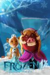 Frozen 1 1/2 by Luciand29