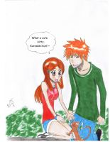 Ichihime Kitty by Pamianime