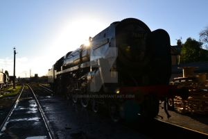 70013 'Oliver Cromwell' by DingRawD