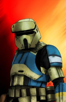 Shoretrooper by judegallagher28