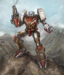 Headmasters - Chromedome by Diovega
