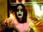 corpse_painted_bunny by Corpse-painted-art