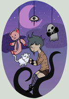 Little Friends by Ask-the-unknown