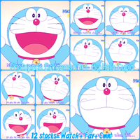 Photopack Doraemon #1- By Hello Cupid by HelloCupid