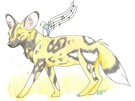 wild dog song by iwuvrubberduckies