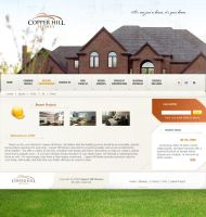 Copper Hill Homes - proposal by octaine