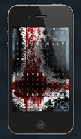Bloodlust LS for iPhone 4 by magn2o