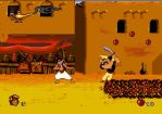 Aladdin - Retro SNES,Genesis by Tommyfighter
