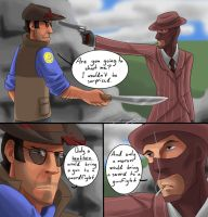 TF2 meets SP, part 3 by Kirame90