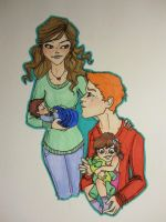 family by mox-ie