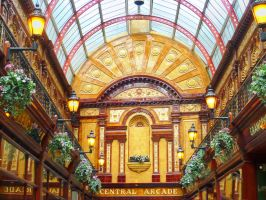 Central Arcade by SweeneyTed