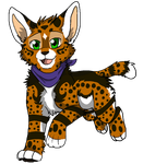 Suffie the Cub by Firewolf-Anime