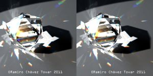 Crossview Platonic Crystal by evilskills