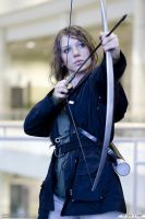 Katniss Everdeen 05 by thirdstop